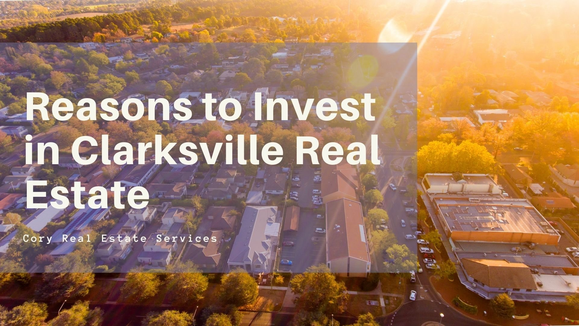 clarksville real estate investing
